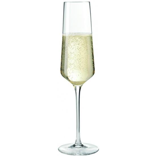 Champagne glas 280ml Puccini