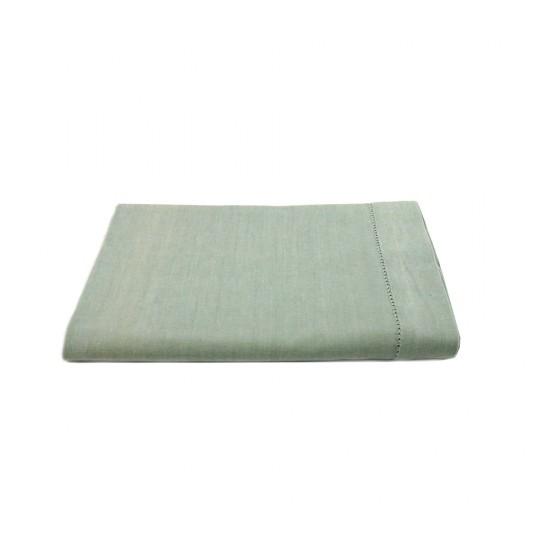 Tafelkleed gemeleerd Groen 140/230