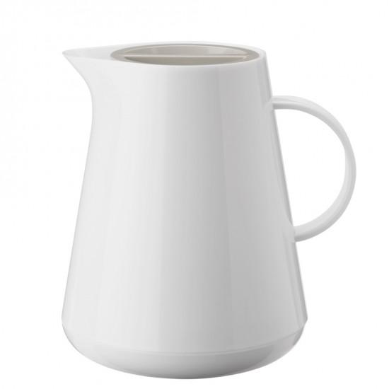 HOTTIE vacuum jug, 1 l. - white